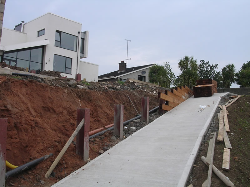 Access Ramp to Beach